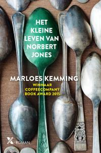 boek Het kleine leven van Norbert Jones van schrijver Marloes Kemming