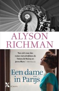 Boek Een dame in Parijs van schrijver Alyson Richman