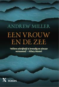 boek Een vrouw en de zee van Andrew Miller