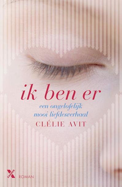boek Ik ben er van schrijver Clelie Avit