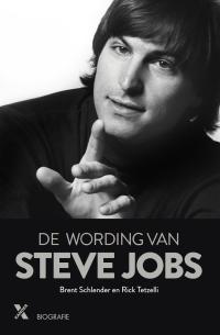 boek De wording van Steve Jobs van schrijvers Brent Schlender, Rick Tetzelli