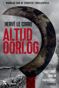 boek Altijd oorlog van Herve le Corre