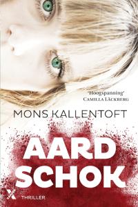 boek Aardschok van schrijver Mons Kallentoft