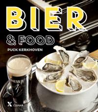 boek Bier & Food van schrijver Puck Kerkhoven