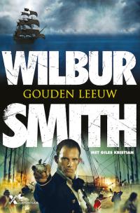 boek Gouden Leeuw van schrijver Wilbur Smith