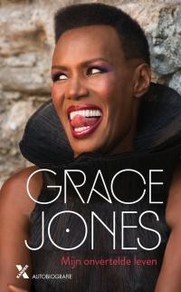 Boek Mijn onvertelde leven van schrijver Grace Jones