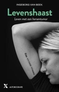 Boek Levenshaast van schrijver Ingeborg van Beek