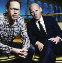 Kallentoft & Lutteman portret