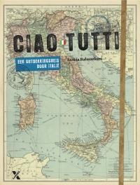 Boek Ciao tutti van schrijver Saskia Balmaeker