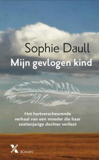 Boek Mijn gevlogen kind van schrijver Sophie Daull
