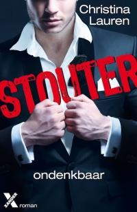 Boek Stouter - Ondenkbaar van schrijver Christina Lauren