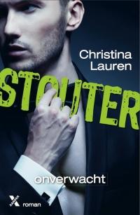 Boek Stouter - Onverwacht van schrijver Christina Lauren