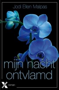 Boek Mijn nacht ontvlamd van schrijver Jodi Ellen Malpas