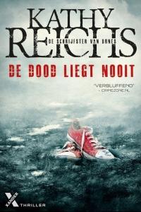 Boek De dood liegt nooit van schrijver Kathy Reichs