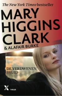 Boek De verdwenen bruid van schrijver Mary Higgens Clark