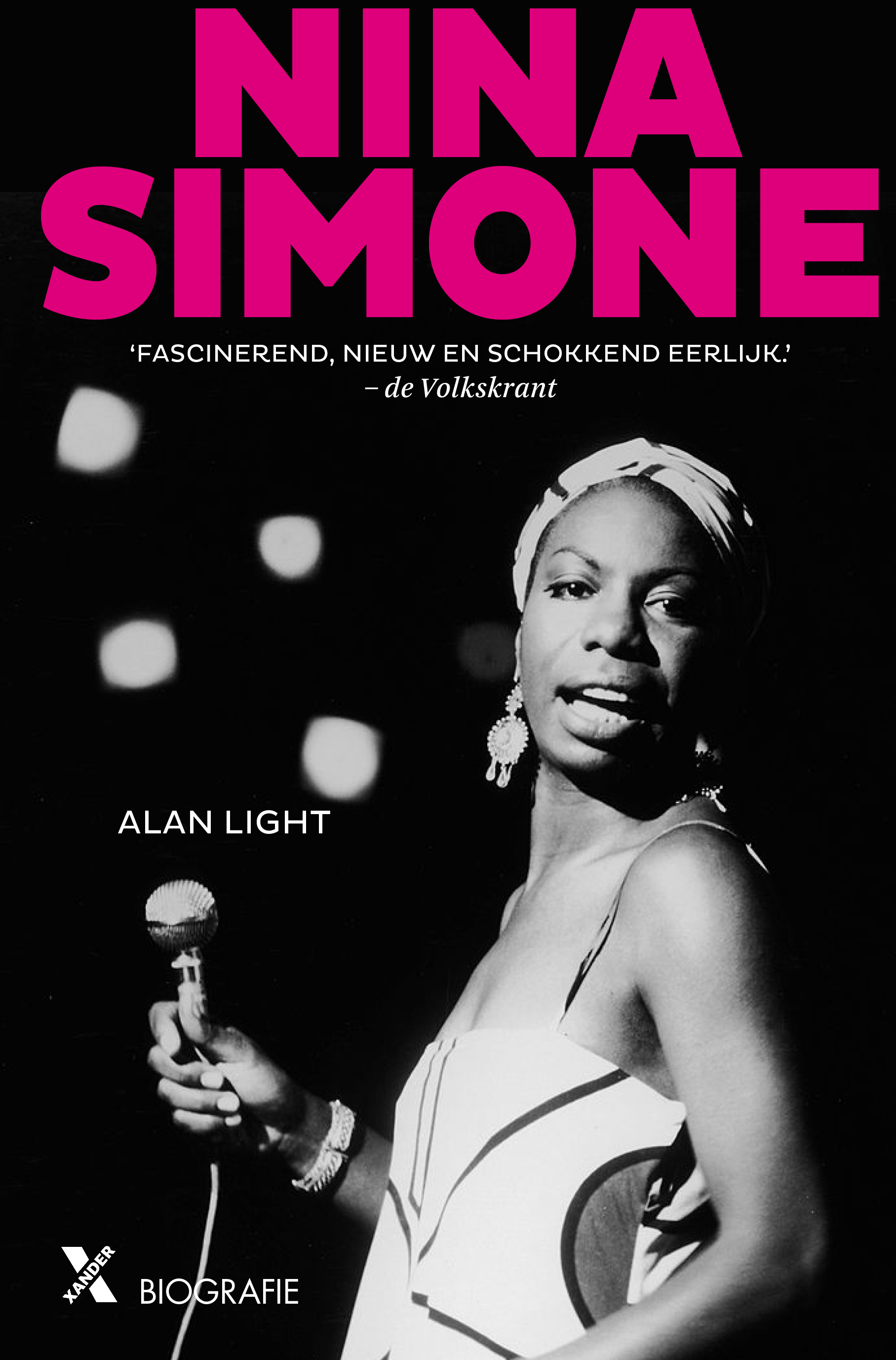 Nina Simone 2D
