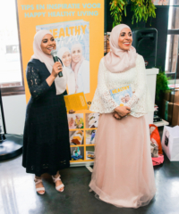 Healthy Sisters boekpresentatie