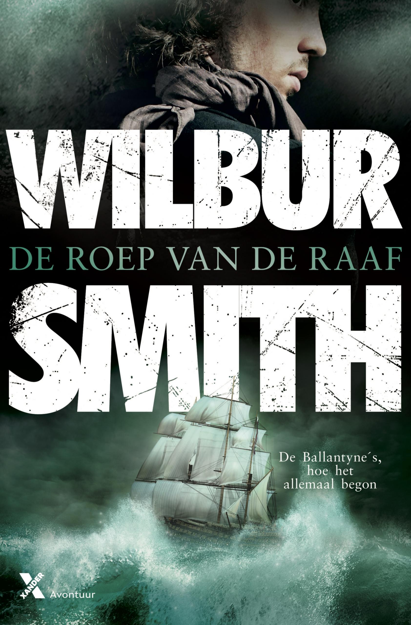 De roep van de raaf - Wilbur Smith