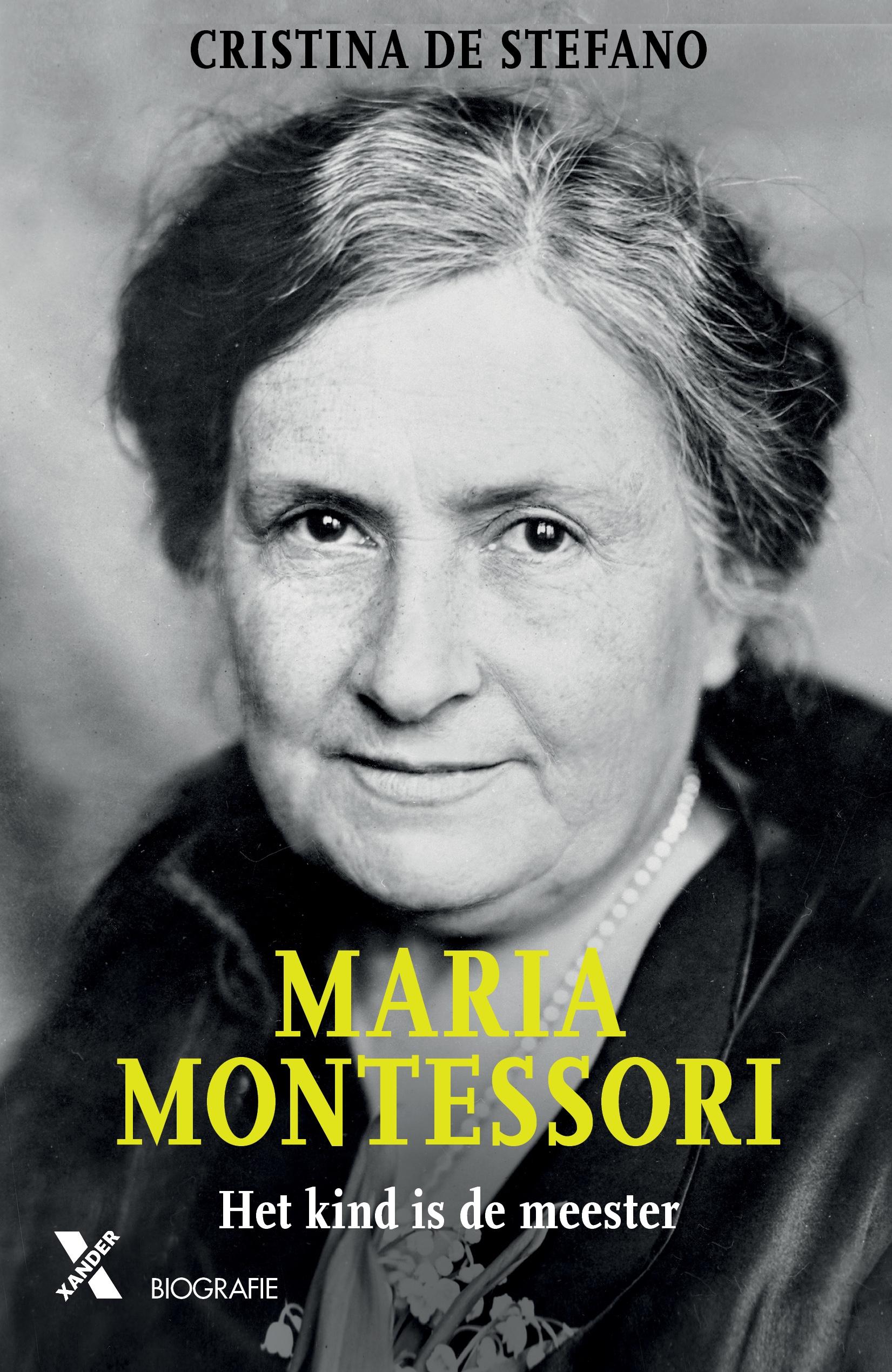 Maria Montessori_Cristina de Stefano