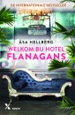 <em>Welkom bij hotel Flanagans</em> – Åsa Hellberg